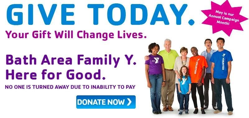 Bath Area Family YMCA Annual Campaign