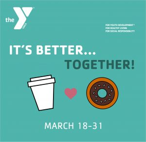 It's Better Together Coffee & Donut FB