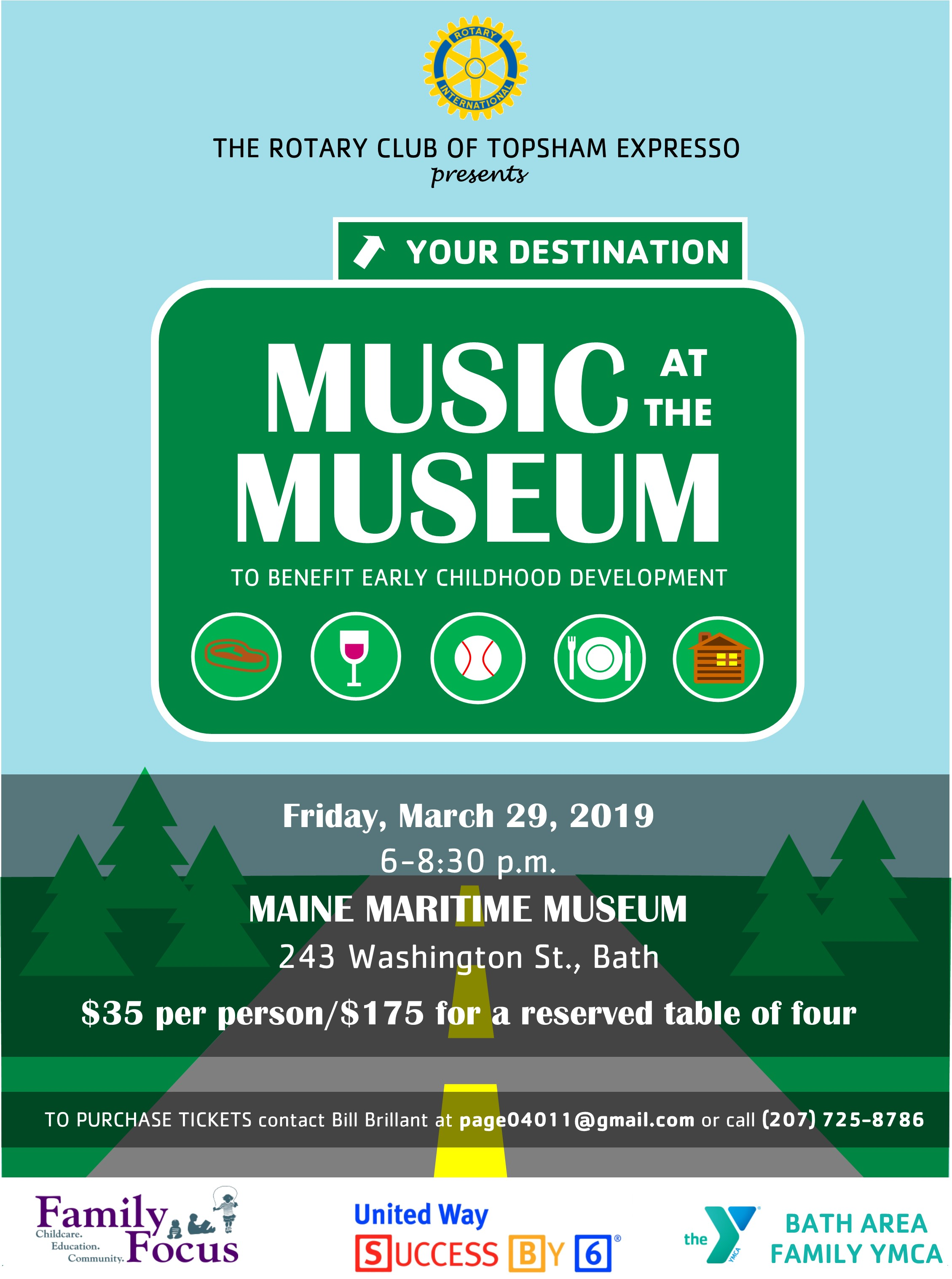 Music at the Museum - Bath Area Family YMCA