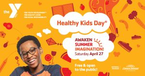 Healthy Kids Day 4/27